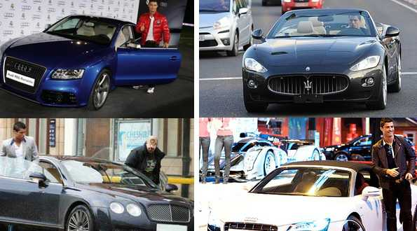 cristiano-ronaldo-cars-collection-2015