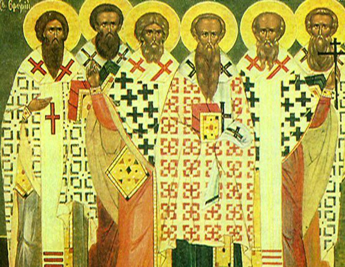 10 Μαρτίου: Άγιοι Κοδράτος, Ανεκτός, Παύλος, Διονύσιος, Κυπριανός και  Κρήσκης (Απολυτίκιον) | Sovara