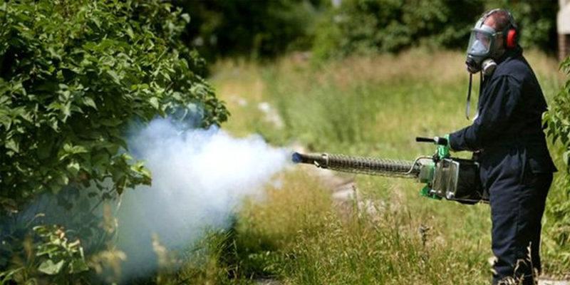 Ψεκασμοί για καταπολέμηση κουνουπιών, τρωκτικών και επιβλαβών ...